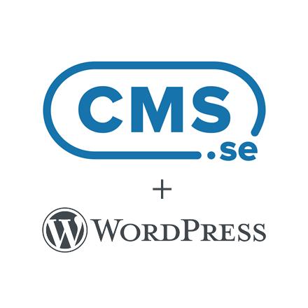 CMS, Wordpress, hemsida