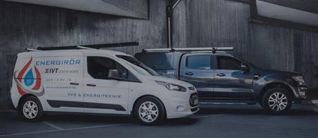 Ny hemsida till Energirör i Borås levererad av CMS