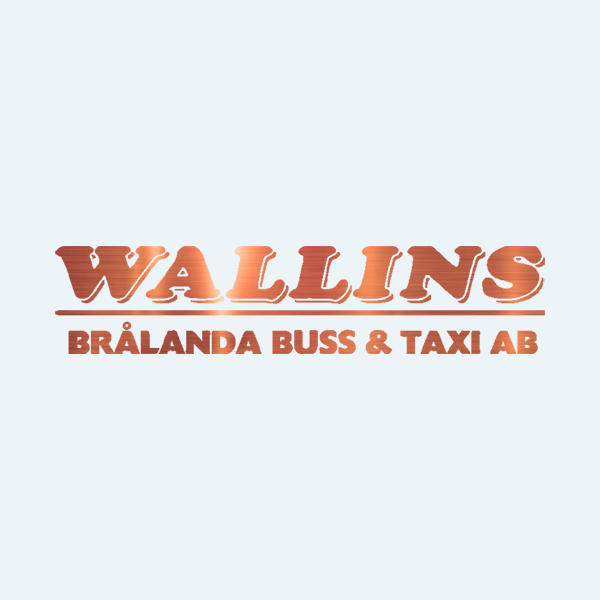 Wallins Brålanda Buss & Taxi AB – buss- och taxiresor i Dalsland